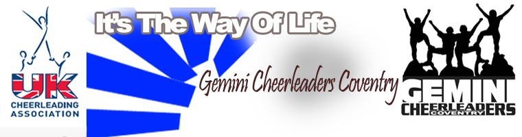 gemini cheerleaders